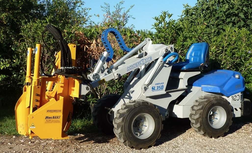 Tree Transplanting Machines: Why Tree Spading is the Best Way?