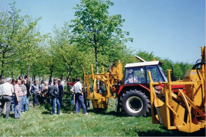 tree spade great contributor in transplanting trees